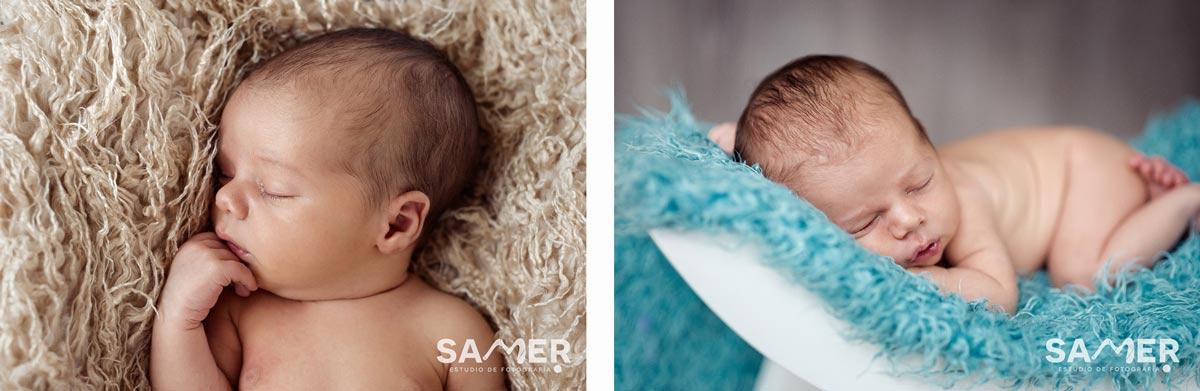 Foto bebe recién nacido newborn Oviedo