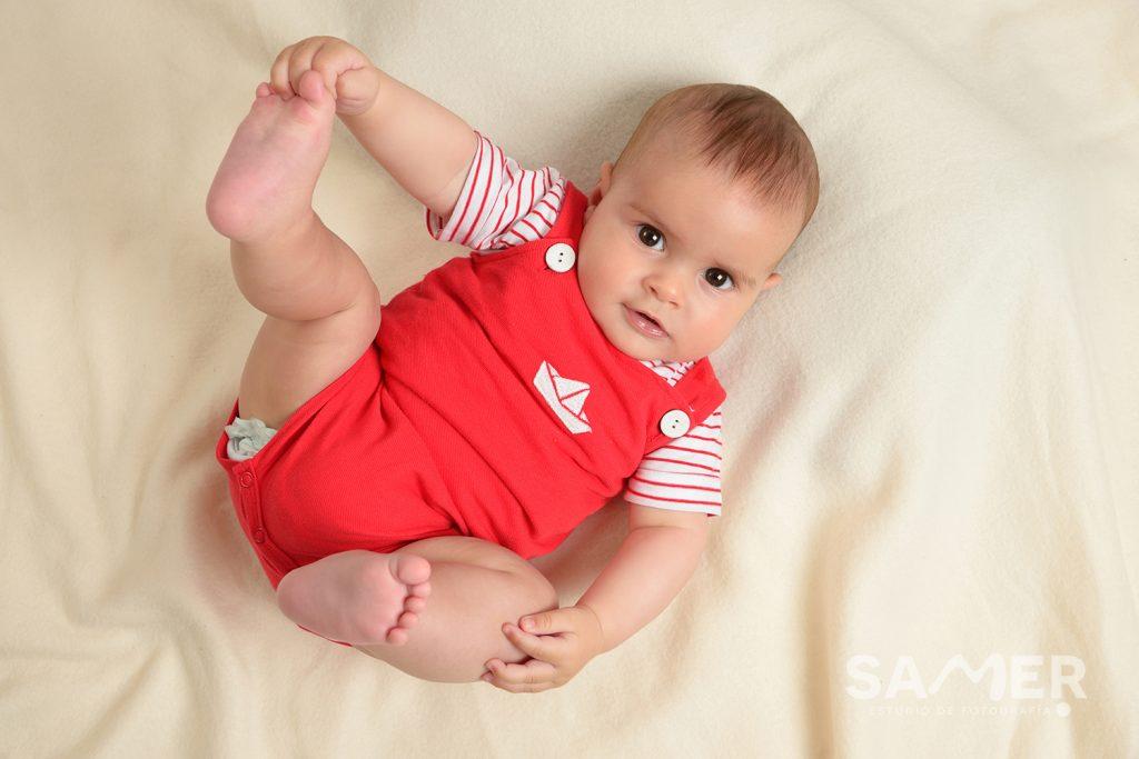 Fotografía Infantil Samer Foto