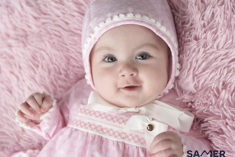 Foto bebe rosa samer fotograf a - Cereales bebe 5 meses ...